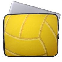 volleyball ball computer sleeve