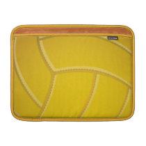 volleyball ball MacBook air sleeve