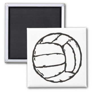 Volleyball Ball Magnet