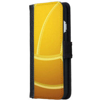 Volleyball Ball iPhone 6 Wallet Case