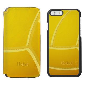 Volleyball Ball Incipio Watson™ iPhone 6 Wallet Case