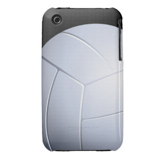 Volleyball Barely There™ iPhone 3G/3G iPhone 3 Case