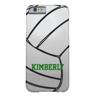 Volleyball Barely There iPhone 6 Case
