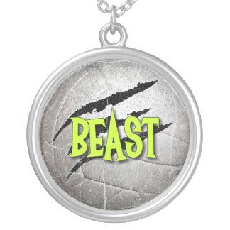 Volleyball Beast Necklace