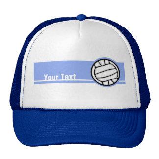 Volleyball; Blue Trucker Hat