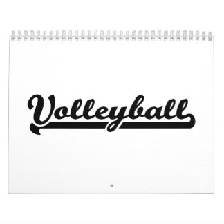 Volleyball Calendar