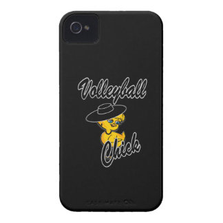 Volleyball Chick #4 Case-Mate iPhone 4 Cases