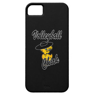 Volleyball Chick #4 iPhone 5 Case