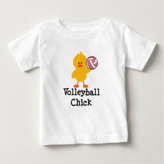 Volleyball Chick Infant Tee