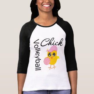 Volleyball Chick T-shirts