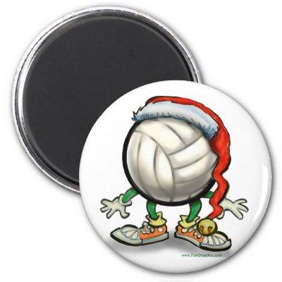 Feliz Navidad a todos los foristas :) Volleyball_christmas_magnet-p147548342670358711qjy4_400