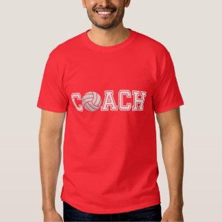 Volleyball Coach Dark T-Shirt