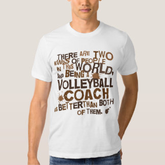 Volleyball Coach Gift Shirt