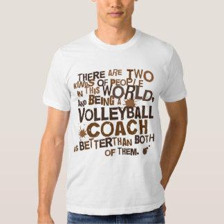 Volleyball Coach Gift T-Shirt