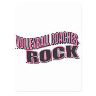 Volleyball Coach Gifts Postcard