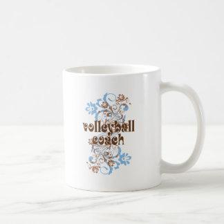 Volleyball Coach Girls Coffee Mug