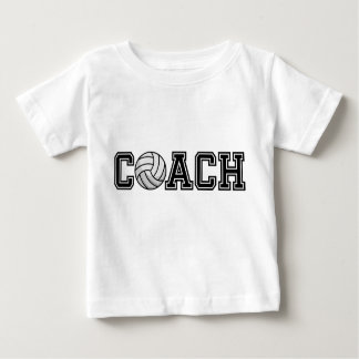 Volleyball Coach Infant T-shirt
