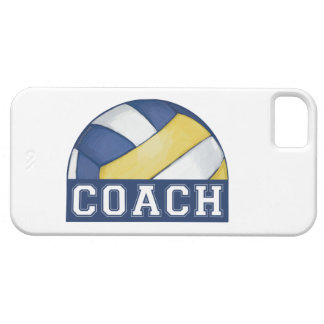 Volleyball Coach iPhone 5/5S Case