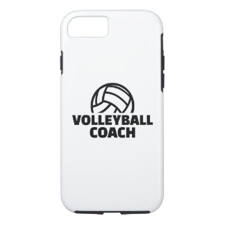 Volleyball coach iPhone 8/7 case