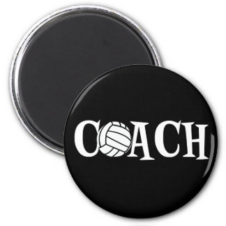 Volleyball Coach Magnet