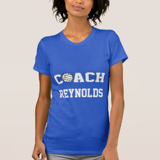 Volleyball Coach - Personalized Shirt