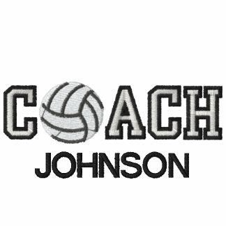 Volleyball Coach Polo