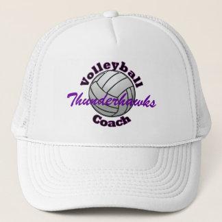 Volleyball Coach Trucker Hat