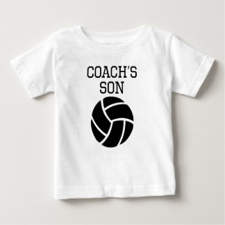 Volleyball Coach's Son Baby T-Shirt