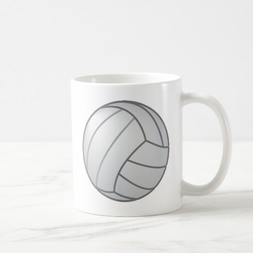 Volleyball Coffee Mugs