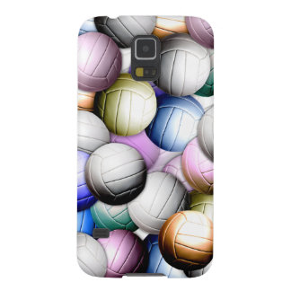 Volleyball Collage Galaxy S5 Case