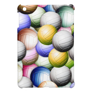 Volleyball Collage iPad Mini Case