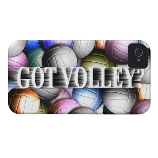 Volleyball Collage iPhone 4 Case