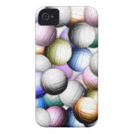 Volleyball Collage iPhone 4 Cases