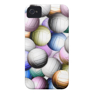 Volleyball Collage iPhone 4 Cover
