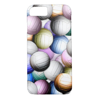 Volleyball Collage iPhone 7 Case