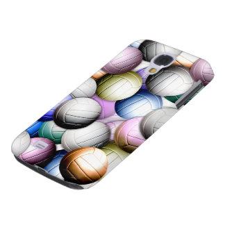 Volleyball Collage Samsung S4 Case