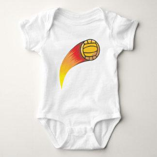 Volleyball Comet Baby Bodysuit