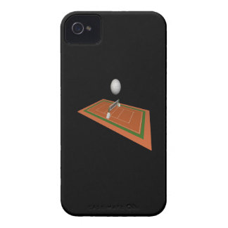 Volleyball Court Case-Mate iPhone 4 Cases