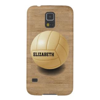 Volleyball Custom Ball Samsung S5 Case