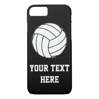 Volleyball (Customizable) iPhone 7 Case
