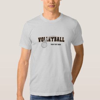 Volleyball (customizable) t shirt