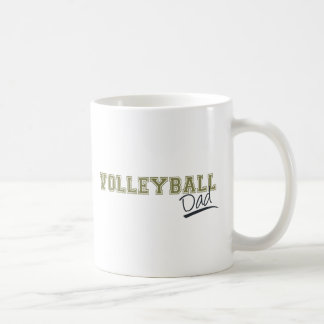 Volleyball Dad Coffee Mug