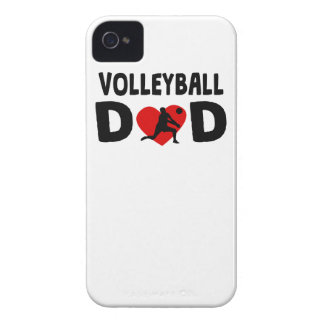 Volleyball Dad iPhone 4 Cover