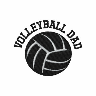 VolleyBall Dad Polo