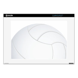 volleyball decals for laptops