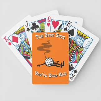 Volleyball Deck Of Cards