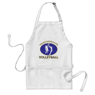 volleyball Designs Apron