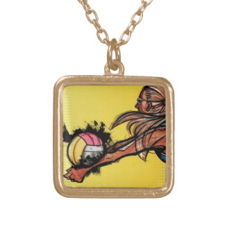 Volleyball DIGG Necklace