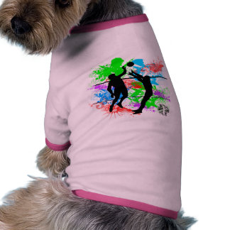 Volleyball Pet Clothing