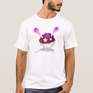 Volleyball Egg Bunny T-Shirt